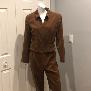 Vintage Caché jacket and pants